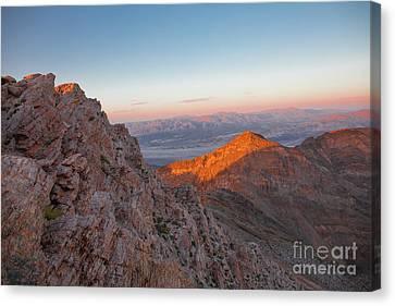 Death Valley 4 Canvas Print