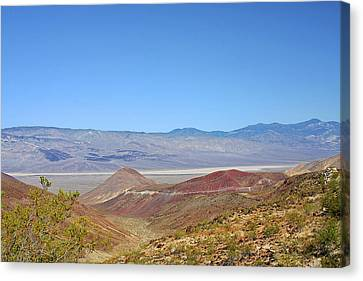 Death Valley National Park - Eastern California Canvas Print