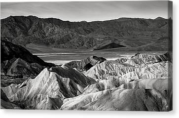Death Valley Vista Canvas Print by Joseph Smith