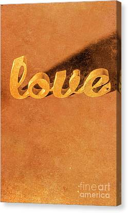 Cut-outs Canvas Print - Decorating Love by Jorgo Photography - Wall Art Gallery