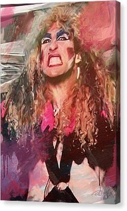 Dee Snider Canvas Print