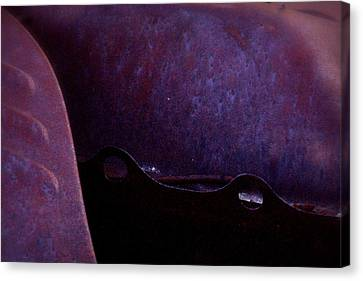 Canvas Print featuring the photograph Deep Metal by Al Swasey