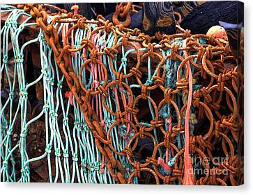 Canvas Print featuring the photograph Deep Sea Fishing Essential by John Rizzuto