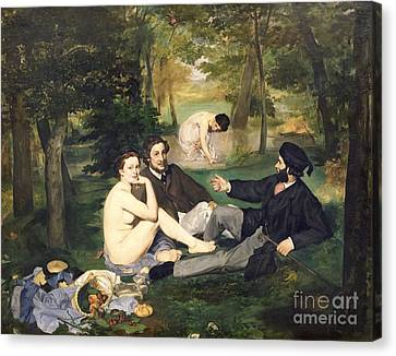 1863 Edouard Manet Olympia Victorine Meurent Nude Female Art Painting New Poster