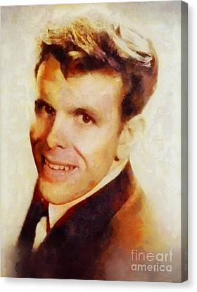 Del Shannon, Music Legend Canvas Print