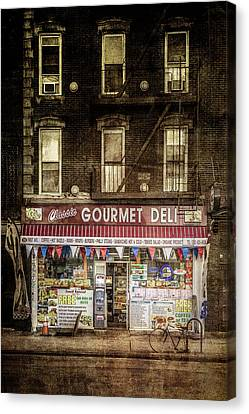 Canvas Print featuring the photograph Delightful by Russell Styles