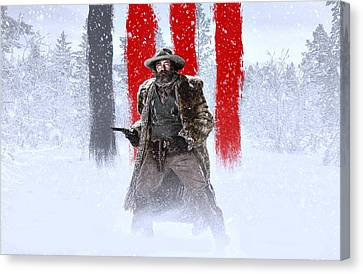 Demian Bichir The Hateful Eight Canvas Print by Movie Poster Prints