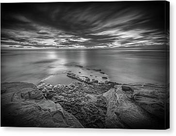Surf Lifestyle Canvas Print - Demon Sky by Peter Tellone