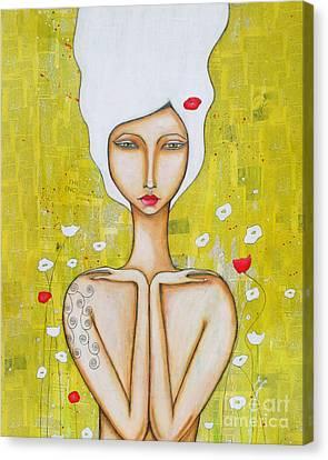 Denham Canvas Print by Natalie Briney