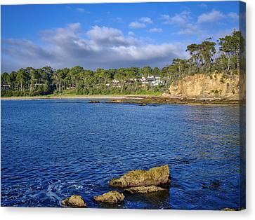 Denhams Beach - Nsw - Australia Canvas Print