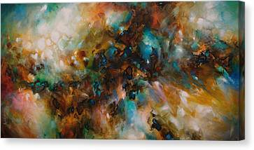 'deniable Space' Canvas Print by Michael Lang