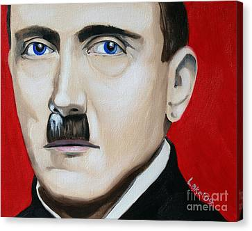 Der Fuhrer's Line Canvas Print by Matthew Lake