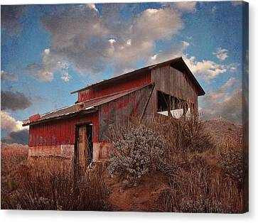 Desert Hideaway Canvas Print by Glenn McCarthy Art and Photography