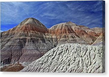Desert Pastels Canvas Print by Gary Kaylor