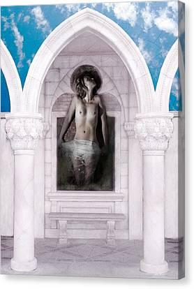 Desire No. 8 Canvas Print