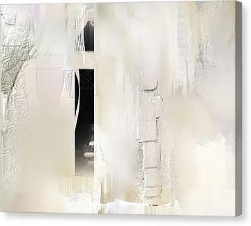 Desiring Dimension Canvas Print