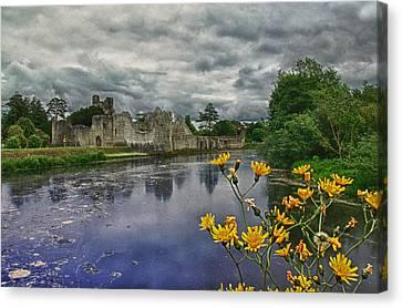 Desmond Castle Adare County Limerick Ireland Canvas Print by Joe Houghton