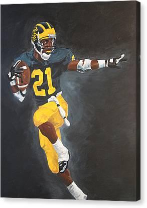 Desmond Heisman Canvas Print