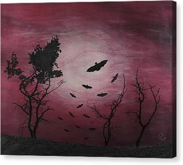Desolate Canvas Print by Arnuda