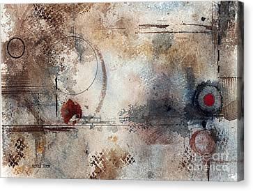 Desperation Canvas Print by Monte Toon