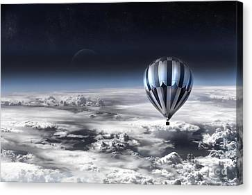 Destiny Canvas Print by Jacky Gerritsen
