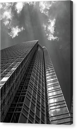 Canvas Print - Devon Tower In Sunlight by James Barber