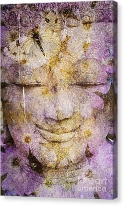 Dharma Canvas Print by Marianne Jensen