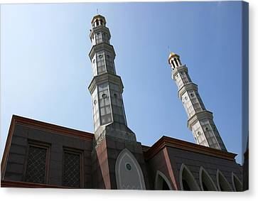 Dian Al Mahri Mosque Canvas Print