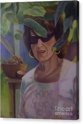 Dianne Canvas Print