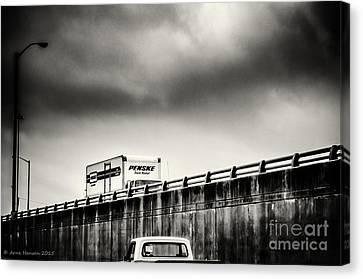 Fast Shipping Canvas Print - Dichotomy by Arne Hansen