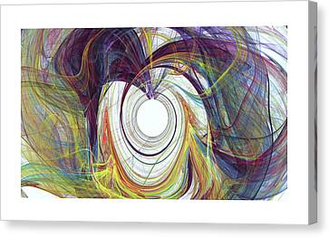 Digital Art 1 Canvas Print by Art Dreams