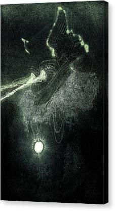 Digital Art C30b Canvas Print by Otri Park