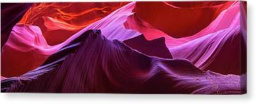 Navajo Nation Canvas Print - Dimensions by Mikes Nature