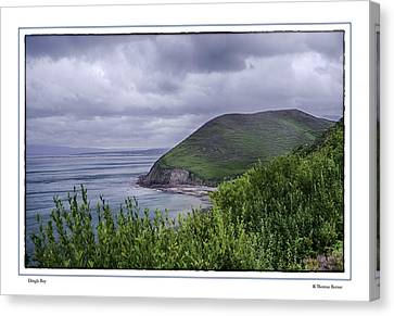 Dingle Bay Canvas Print by R Thomas Berner