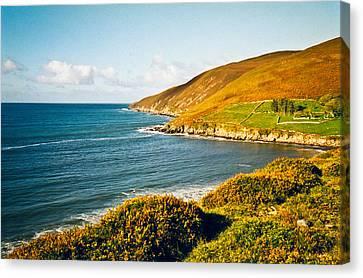 Dingle Peninsula Ireland  Canvas Print by Douglas Barnett