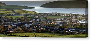 Dingle Town Canvas Print by Florian Walsh