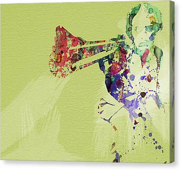 Movie Art Canvas Print - Dirty Harry by Naxart Studio