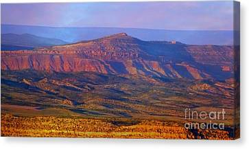 Disappointment Valley Co Canvas Print