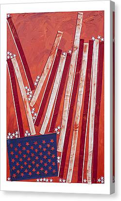 Dissecting Union V. Liberty Canvas Print by Steve Hartman