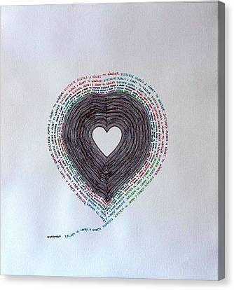 Distance Canvas Print by Thomas Gronowski