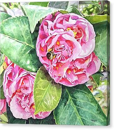 Divine Beauty Canvas Print