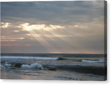 Divine Intervention Canvas Print by Bill Cannon