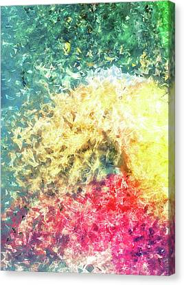 Divine Moments Of Truth Canvas Print by Jay Salton