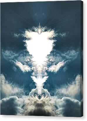 Divine  Canvas Print by Thomas  MacPherson Jr