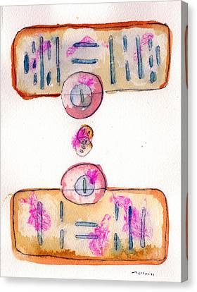 Division 5  Canvas Print by Mark M  Mellon