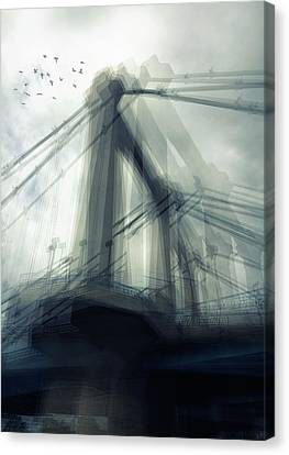Do You Believe In Rapture? Canvas Print