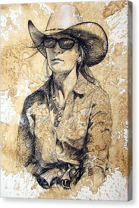 Doc Canvas Print by Debra Jones