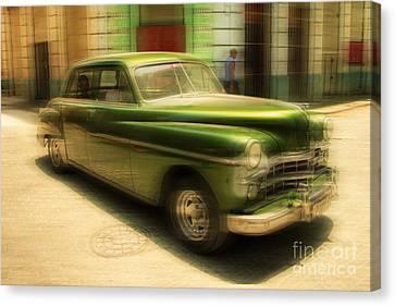 Dodge Coronet  Canvas Print