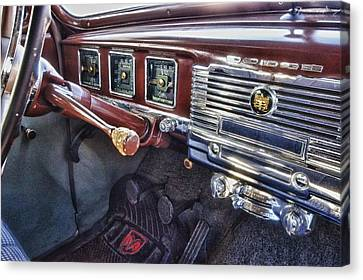 Dodge Dash Canvas Print