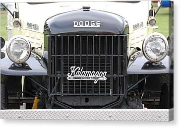 Dodge Power Wagon Canvas Print